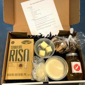 risotto kit box toronto