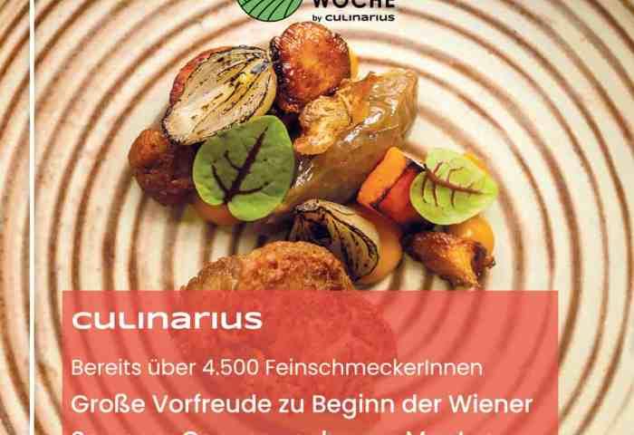 Start der Wiener Sommer Genusswoche am Montag