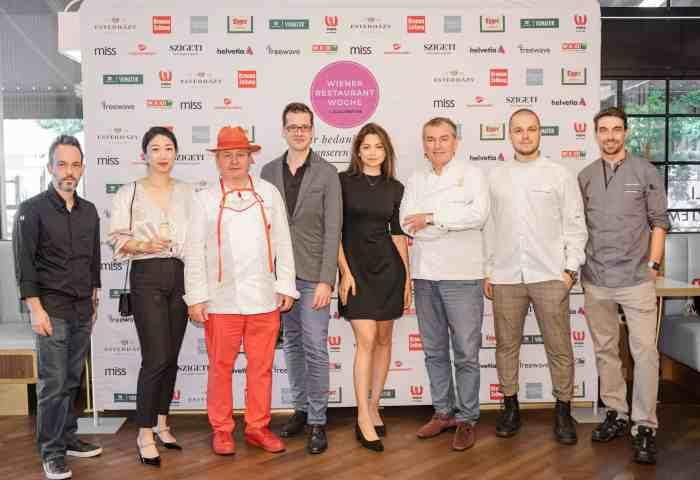 Vielfältige Haubenküche zu Jubelpreisen: 22. Wiener Restaurantwoche eröffnet Reservierungsstart mit zahlreichen namhaften Gästen aus Gastronomie & Kulinarik
