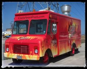 CockAsian Food Truck