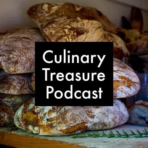 The Culinary Treasure Podcast Steven Shomler