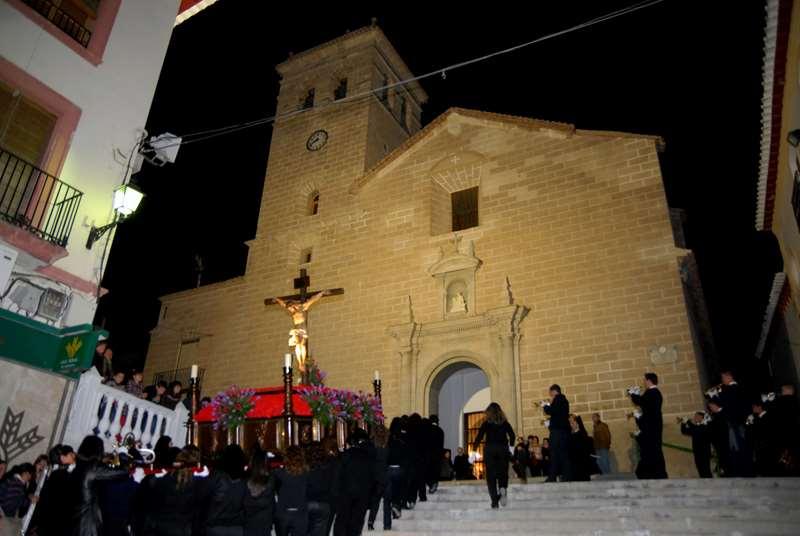 Semana Santa Cullarense