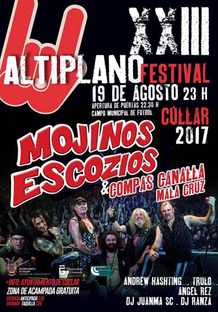 XXIII Altiplano Festival