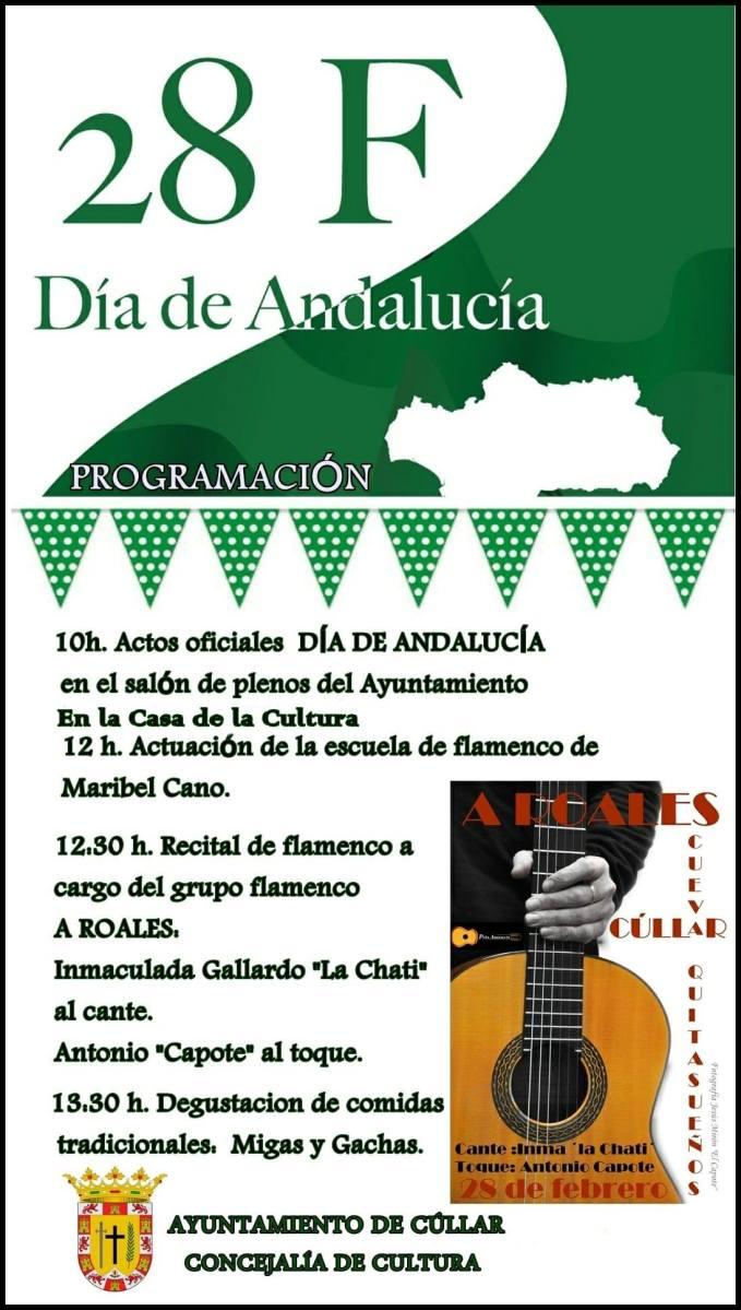 Actos del Día de Andalucía