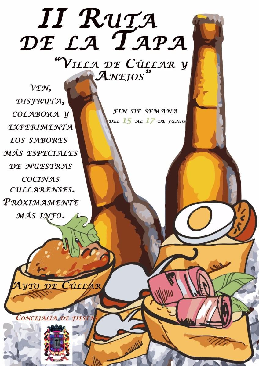 """II Ruta de la Tapa """"Villa de Cúllar y Anejos"""""""