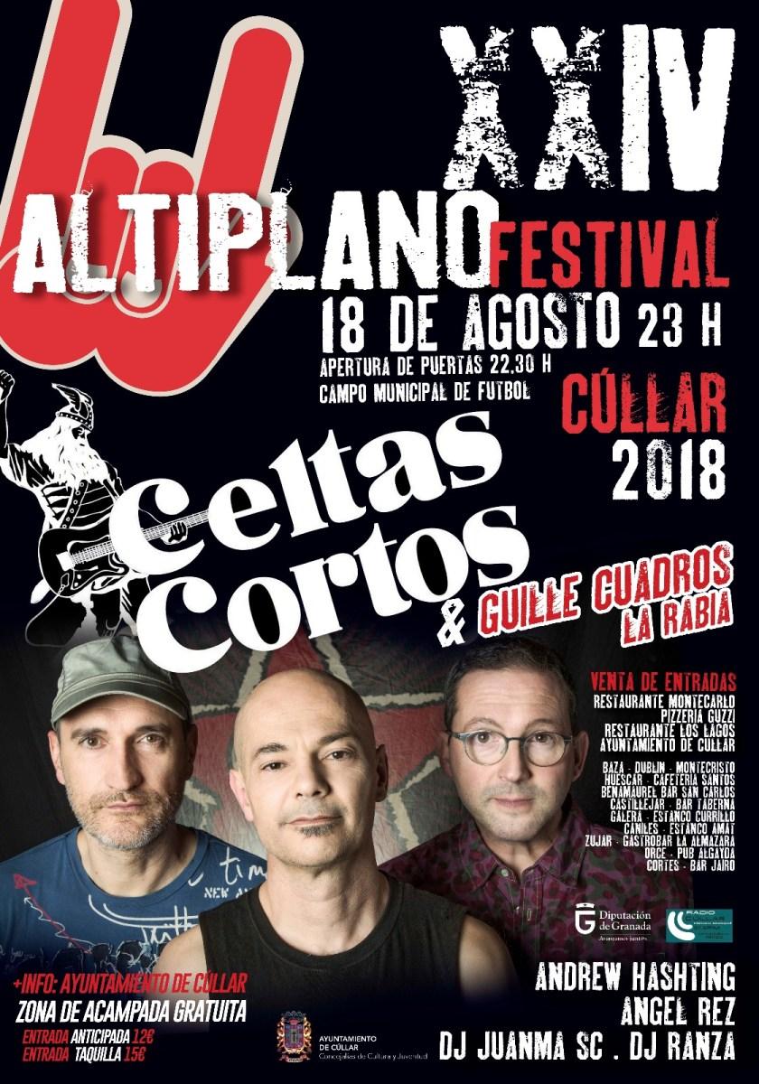 XXIV Altiplano Festival