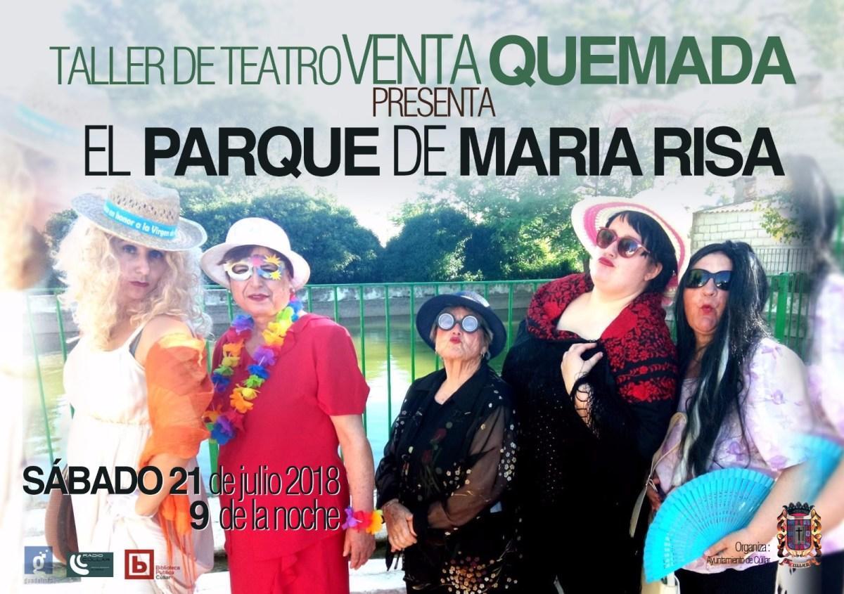 """Teatro """"El Parque de María Risa"""""""