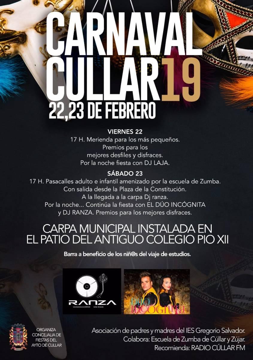 Carnaval de Cúllar 2019