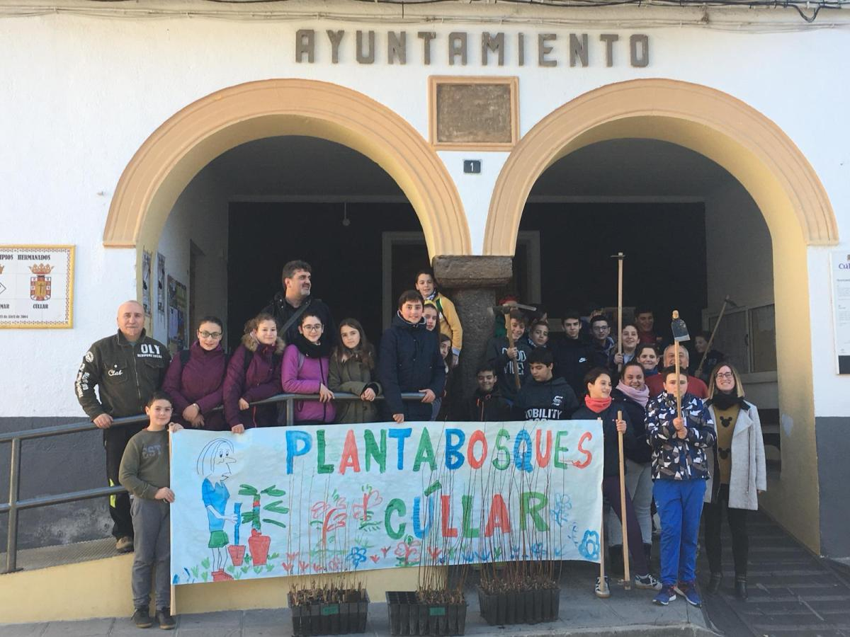 Nota de la concejalía de Medio Ambiente del Ayuntamiento de Cúllar