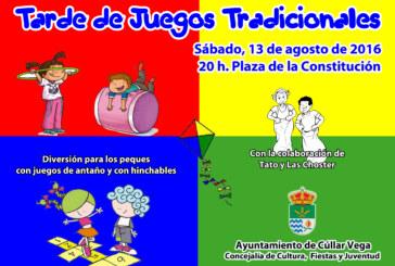 Sábado 13 Tarde de Juegos Tradicionales