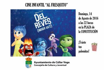 """Cine """"Al Fresquito en Plaza de la Constitución"""""""