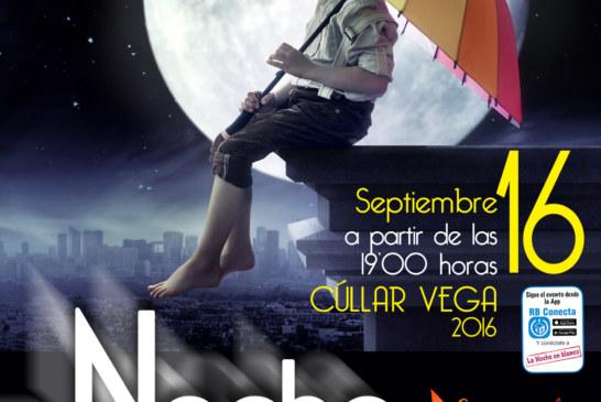 Vídeo resumen de la II Noche en Blanco de Cúllar Vega