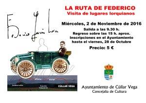 La Ruta de Federico, visita de lugares lorquianos @ Ruta de lugares lorquianos | Ardales | Andalucía | España