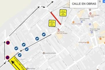 INFORMACIÓN: Corte de Calle Matadero por Obras
