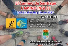 Viaje Camino de Santiago Julio 2017