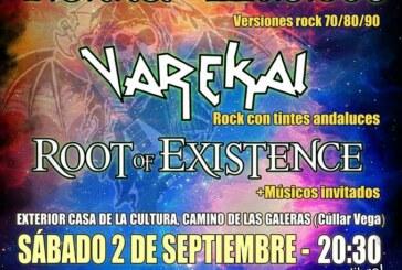 Sábado 2 de Septiembre: XII Cúllar Vega Rock