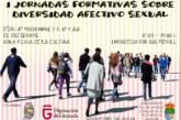 I JORNADAS FORMATIVAS SOBRE DIVERSIDAD AFECTIVO SEXUAL