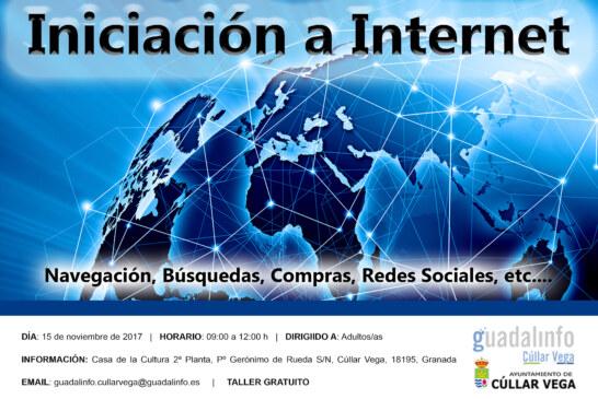 Taller Gratuito de Iniciación a Internet para adultos