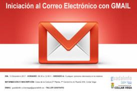 Taller de Iniciación al Correo Electrónico con GMAIL