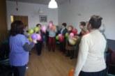 Los mayores de Cúllar Vega aprenden los beneficios de la risoterapia