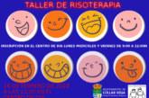 Taller de Risoterapia en el Centro de Día