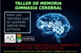Taller de Memoria – Gimnasia Cerebral