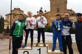 El joven cullero Yeray Hernández, de 9 años, gana el Circuito Andaluz de Duatlón 2018