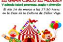 """Teatro de Sombras """"El Gran Circo El Aljibe"""""""