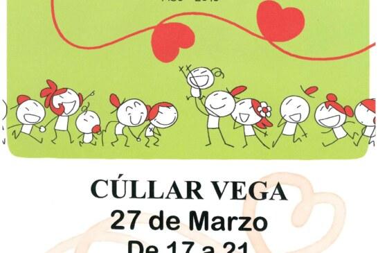 Martes 27 de Marzo: Donación de Sangre en Cúllar Vega