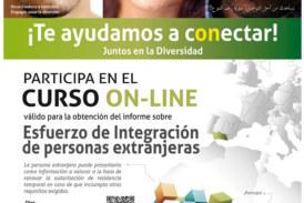 Curso válido para la obtención del Informe de Integración de Personas Extranjeras