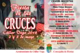 Emplazamiento Cruces de Mayo 2018
