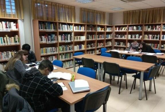 Cúllar Vega abrirá su sala de estudio para que los jóvenes preparen Selectividad