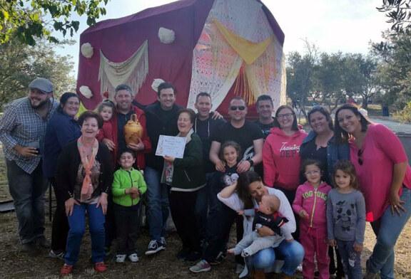 Los vecinos de Cúllar Vega rinden homenaje a San Isidro, patrón de los labradores