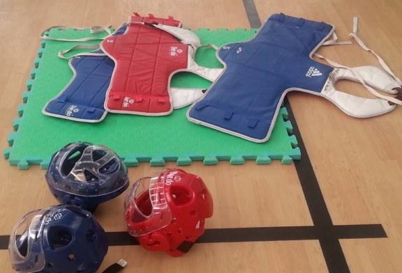 Entrenamiento didáctico tk3 Taekwondo.