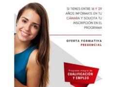 SESIÓN INFORMATIVA CURSOS DE FORMACIÓN GRATUITA DE LA CÁMARA DE COMERCIO EN CÚLLAR VEGA