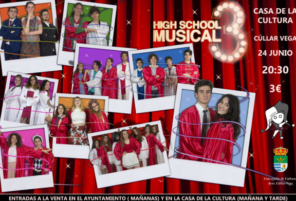 "Estreno Musical ""High School Musical"""
