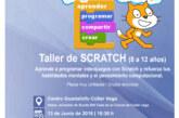 Taller de programación de videojuegos con SCRATCH