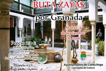 Ruta Zayas por Granada