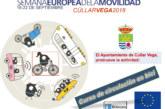 Cita con la Semana Europea de la Movilidad 2018 en Cúllar Vega