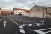 Cúllar Vega estrena su primer parking municipal, que dará cobertura a su zona comercial
