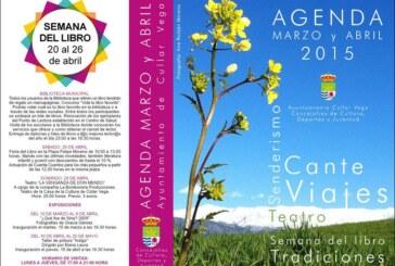 Agenda cultural Marzo-Abril 2015
