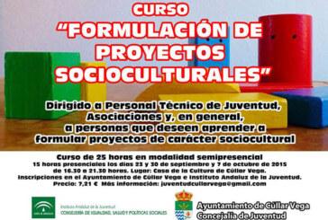 Curso de Formulación de Proyectos Socioculturales