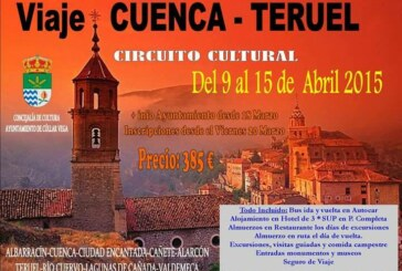 Viaje Cultural a Cuenca y Teruel