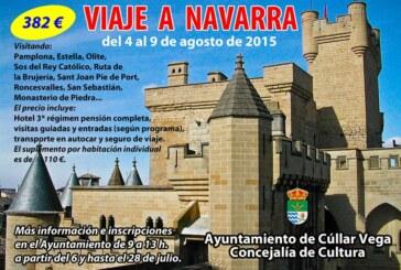 Viaje a Navarra, del 4 al 9 de Agosto