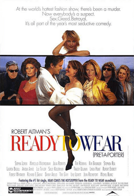 Promotional poster for Ready to Wear