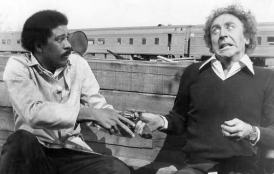 Wilder was reluctant to work with Richard Pryor on Stir Crazy