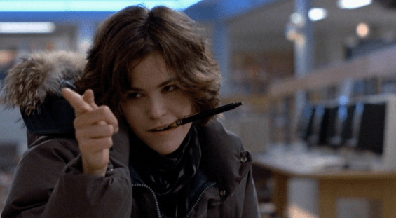Ally Sheedy: The Most Underrated of the Brat Pack Members
