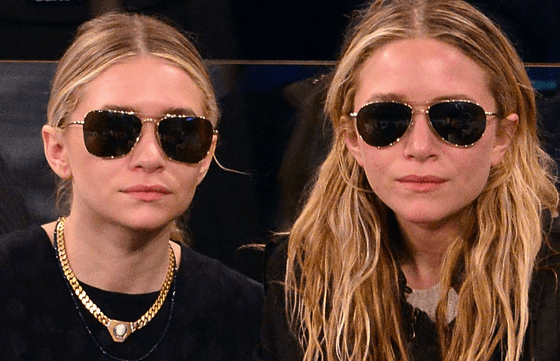Turning Shit Into Gold: The Olsen Twin Effect