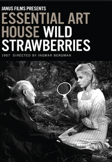 Film cover for Wild Strawberries