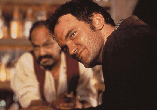 Tarantino in Desperado